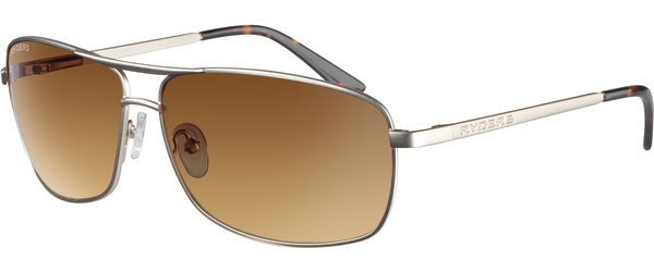Ryders Eyewear Hellcat Color | Lens: Gold | Brown Gradient