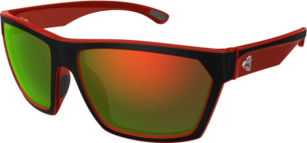 Ryders Eyewear Loops Color | Lens: Matte Black | Green