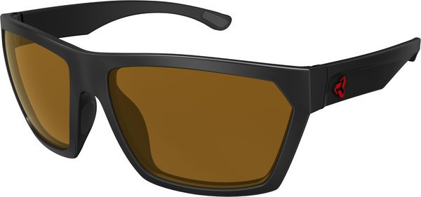 Ryders Eyewear Loops Color | Lens: Matte Black | Standard Brown