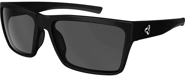 Ryders Eyewear Nelson Color | Lens: Matte Black | Polarized Grey