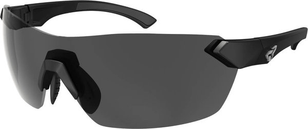 Ryders Eyewear Nimby Color | Lens: Matte Black | antiFOG Grey