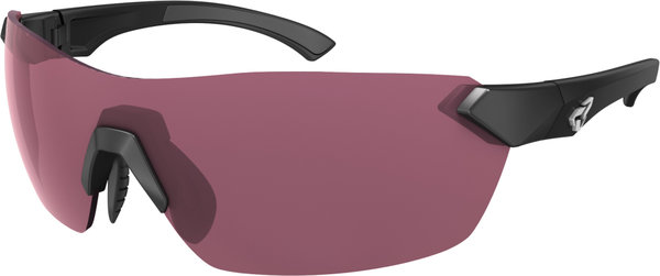 Ryders Eyewear Nimby Color | Lens: Matte Black | antiFOG Rose