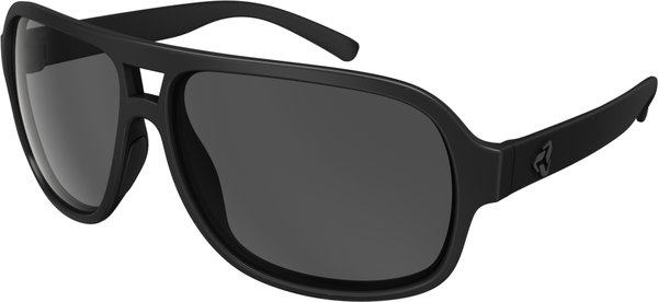 Ryders Eyewear Pint Color | Lens: Matte Black | Standard Grey