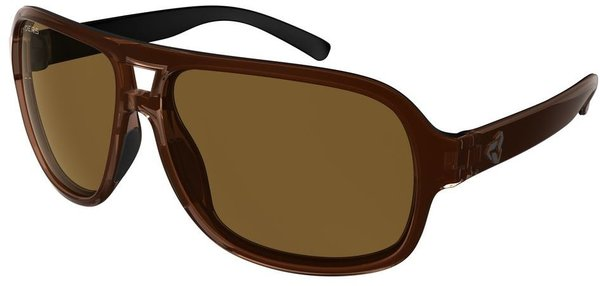 Ryders Eyewear Pint Color | Lens: Brown Crystal/Black | Brown