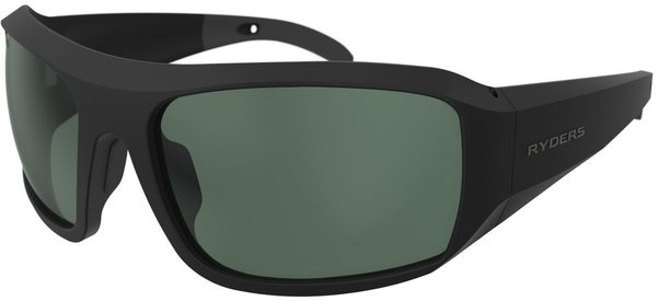 Ryders Eyewear Powell Polarized Color | Lens: Black | Polarized Green