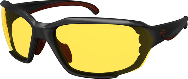 Ryders Eyewear Rockwork Color | Lens: Black/Red | antiFOG Yellow