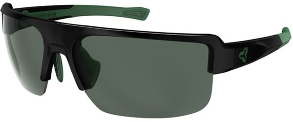 Ryders Eyewear Seventh Polarized Color | Lens: Black/Green | Polarized Green