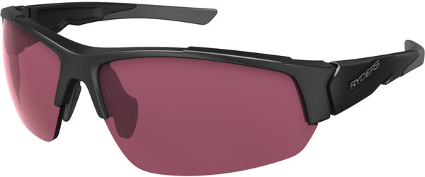 Ryders Eyewear Strider Color | Lens: Matte Black | antiFOG Rose