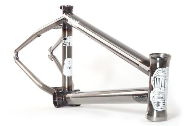 S & M Bikes Crumlish Signature Tall Boy Frame