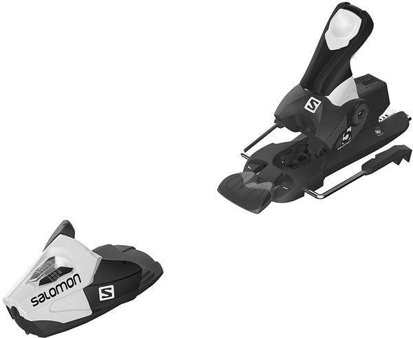 Salomon N C5 Color: Black/White