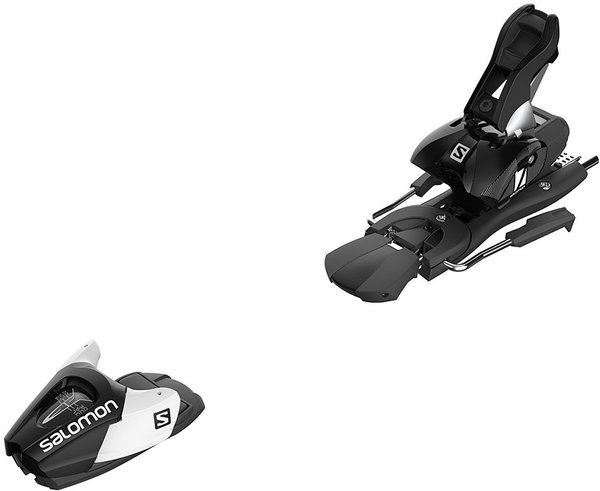 Salomon N L7 Color: Black/White