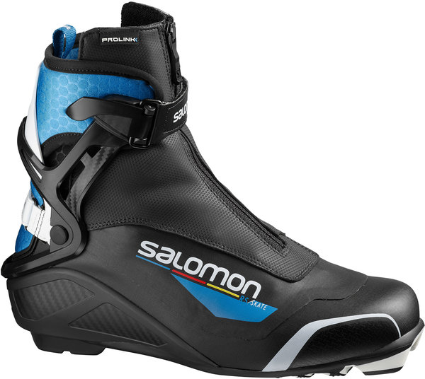 Salomon RS Prolink Color: Black/Blue/White