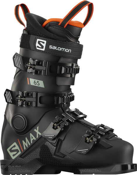Salomon S/Max 65 Color: Black/Red