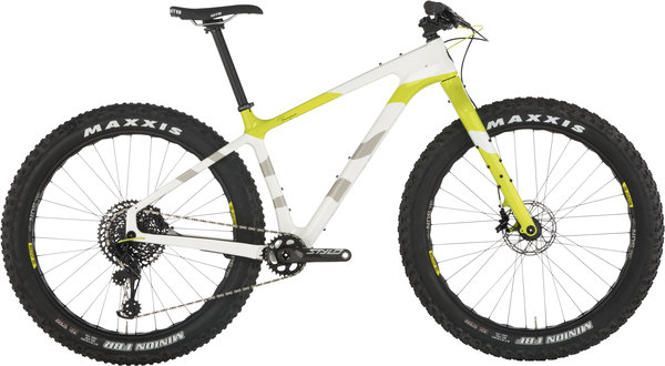 Salsa Beargrease Carbon GX Eagle Color: White