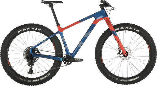 Salsa Beargrease Carbon NX Eagle Color: Dark Blue