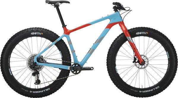 Salsa Beargrease Carbon X01 Eagle Color: Blue