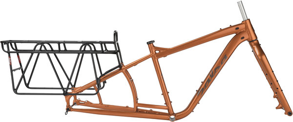 Salsa Blackborow Frameset Color: Copper