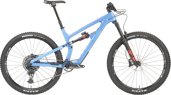 Salsa Blackthorn Carbon GX Eagle Color: Blue