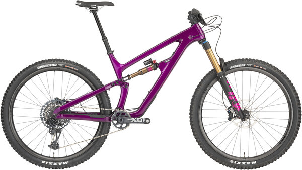 Salsa Blackthorn Carbon X01 Eagle Color: Purple