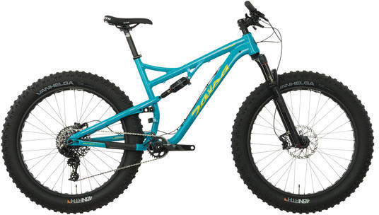 Salsa Bucksaw GX1 Color: Blue