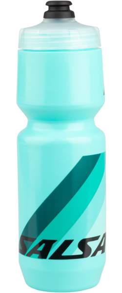 Salsa Cassidy MTN Purist Water Bottle Color: Teal