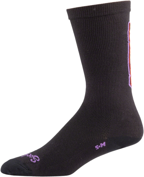 Salsa Cassidy Sock Color: Black