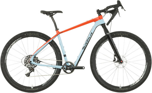 Salsa Cutthroat Frameset Price listed is for frameset as defined in Specs (image may differ).