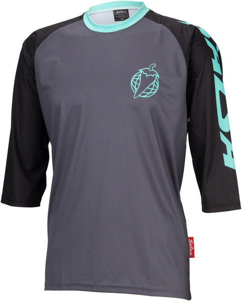 Salsa Devour Jersey Color: Black Mint