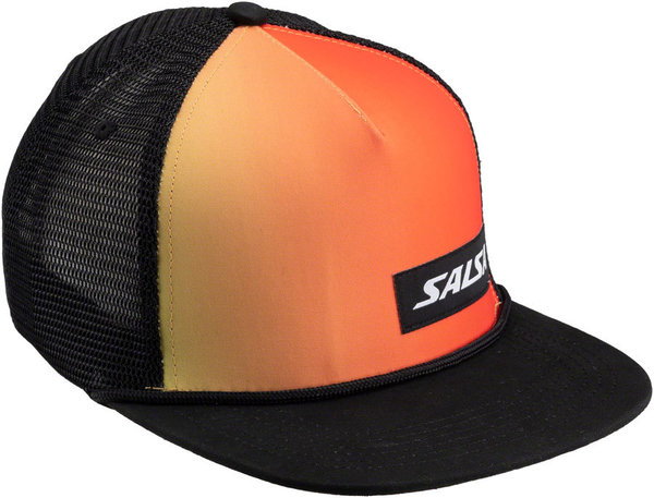 Salsa Devour Sunset Snapback Trucker Hat