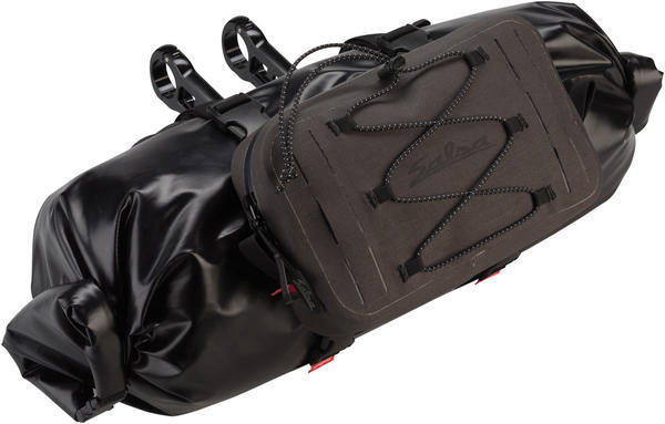 Salsa EXP Series Anything Cradle Plus Dry Bag and Front Pouch