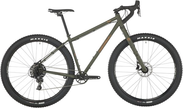 Salsa Fargo Apex 1 Color: Olive