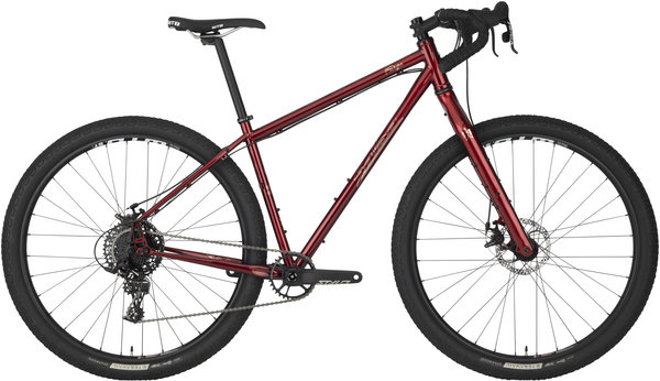 Salsa Fargo Apex 1 Color: Red