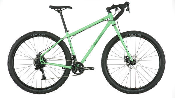 Salsa Fargo GX 29 Color: Forest Service Green