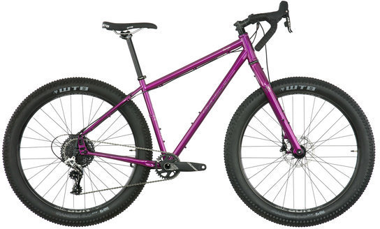 Salsa Fargo Rival 1 27.5+ Color: Purple