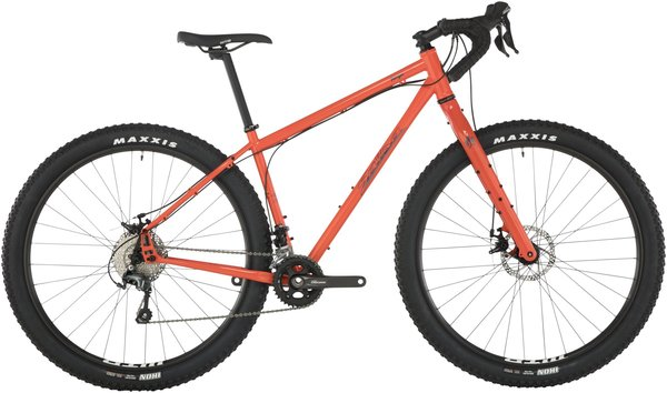 Salsa Fargo Tiagra Color: Orange