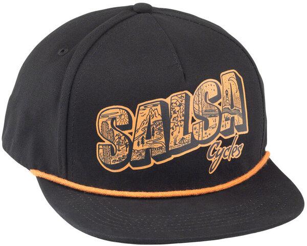 Salsa Greetings Baseball Hat