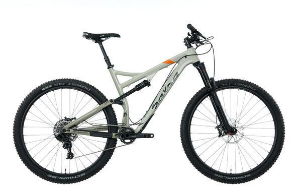 Salsa Horsethief Carbon GX1 Color: Grey/Green