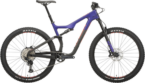 Salsa Horsethief Carbon SLX Color: Purple/Black