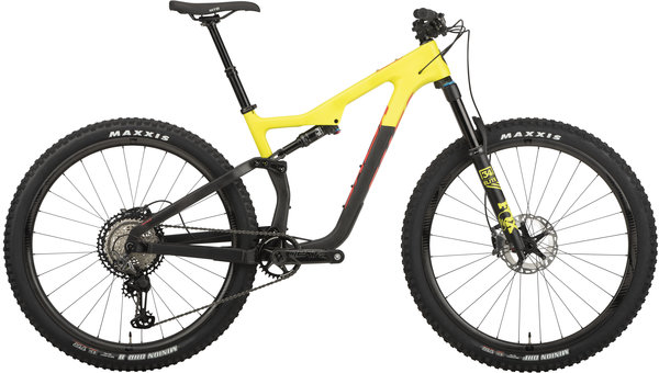 Salsa Horsethief Carbon XTR Color: Yellow/Raw