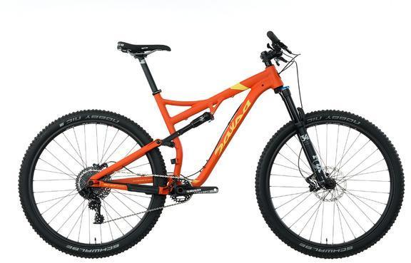 Salsa Horsethief GX1 Color: Orange