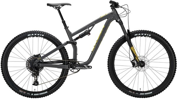 Salsa Horsethief SX Eagle Color: Dark Gray