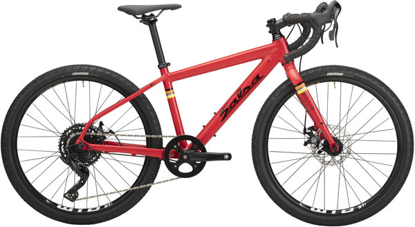 Salsa Journeyman 24 Color: Red