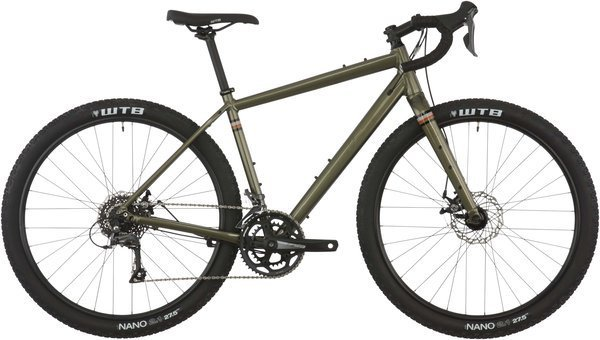Salsa Journeyman Claris 650 Color: Dark Olive