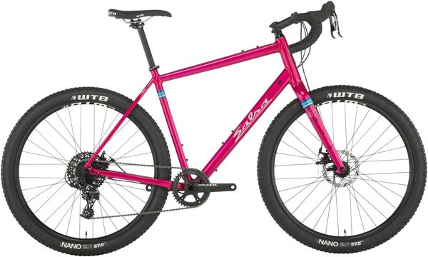 Salsa Journeyman Apex 1 650 Color: Pink
