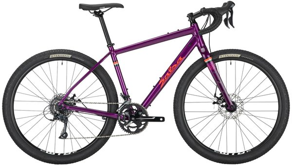 Salsa Journeyman Sora 650 Color: Purple