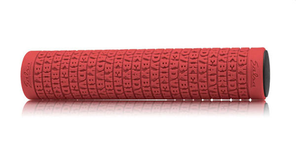 Salsa Backcountry Grips Color: Red
