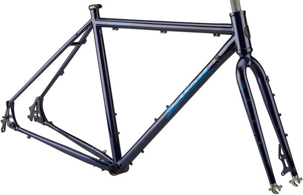 Salsa Marrakesh Drop Bar Frameset Color: Blue
