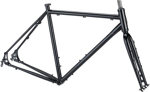 Salsa Marrakesh Frameset Color: Black