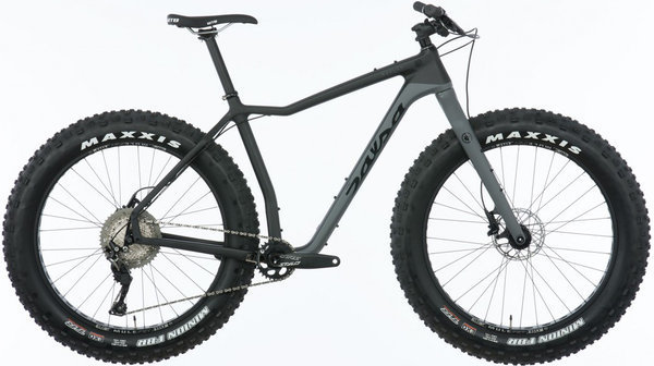 Salsa Mukluk Carbon SLX 1x11 Color: Matte Black