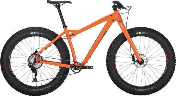 Salsa Mukluk SX Eagle Color: Orange